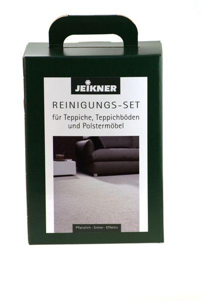 """Jeikner- Maxi Set """"Das ideale Reinigung- Set, Tapiclear und Tapigold"""