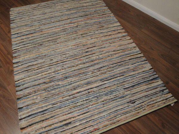 Paulig Limbo Handwebteppich 1.90 x 1.30 cm Bunt