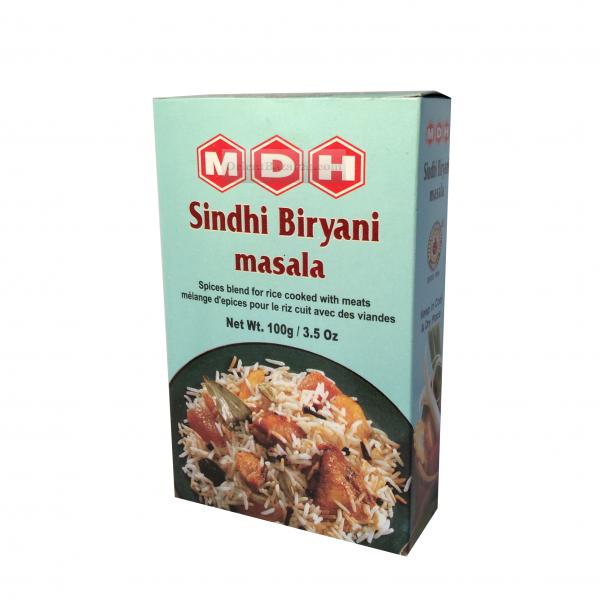 MDH Sindhi Biryani Masala 100 Gramm