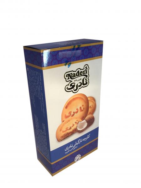 Koluche Naderi Kokos Geschmack Inhalt : 4 Stück