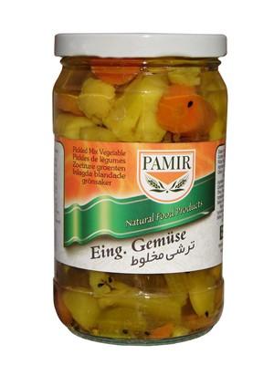 Eingelegtes Gemüse 650 Gramm ( Torshi Makhlut )