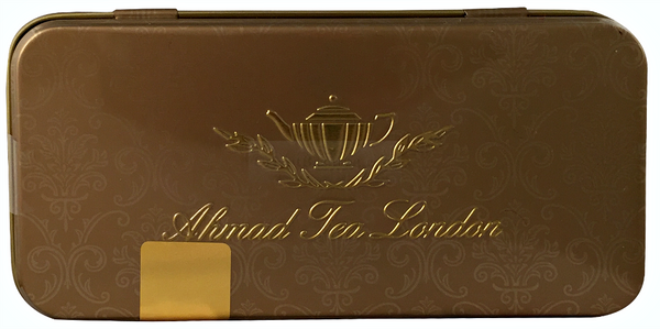 Ahmad Tea- London in Silber mit Londoner Motive aus 20 English Tea No.1 Schwarzer Beutel- Tee – Bild 6