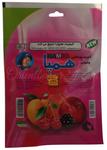 Hampa- Traditionell getrocknete Obst Paste Lavashak 100 Gramm mit Multi- Früchte 001