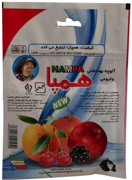 Hampa- Traditionell getrocknete Obst Paste Lavashak 80 Gramm mit Multi- Früchte – Bild 1