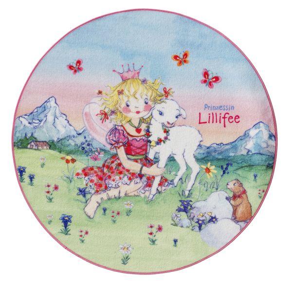 Kinderteppich- Die Prinzessin Lillifee, Für alle Prinzessinen- Zimmer