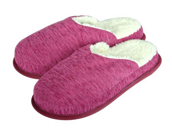 Wellness-Pantoffel Norma pink 44/45