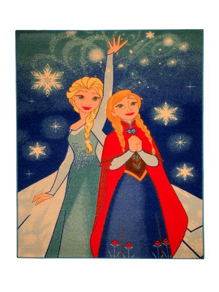 Kinderteppich- Frozen Die Eiskönigin 133 x 095 cm Spielteppich