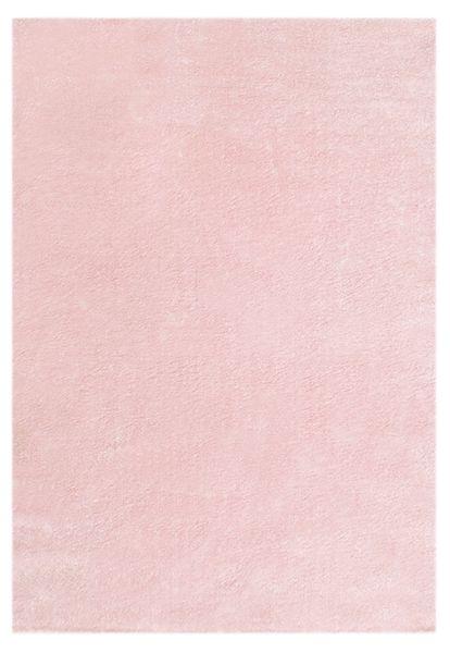 Kinderteppich- in Rosa in Rund und Rechteckig, Kinderzimmer-Teppich