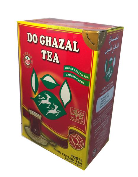 Schwarzer und Grüner Tee als Lose und Beutel, Schwarztee, Grüntee, Green tea, Black tea – Bild 1