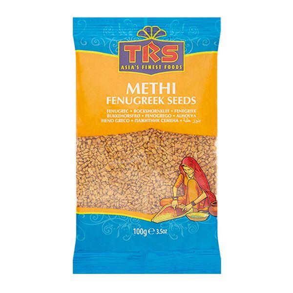 TRS- Bockhornklee samen 100 Gramm Methi Fenugreek Seeds, getrocknete Kräuter