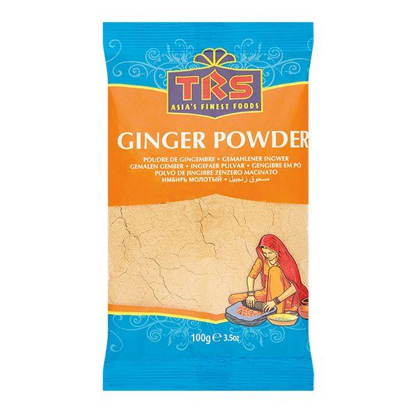 TRS- Gemahlener Ingwer 100 Gramm Ginger Powder, Gewürzmischung
