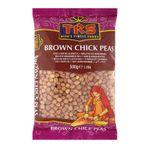 TRS- Kichererbsen braun 500 Gramm brown Chick Peas, getrocknete Hülsenfrüchte 001