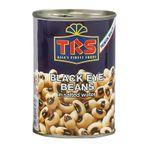 TRS- Schwarz Augen Bohnen in Salzwasser 400 Gramm, abgetropft 240 Gramm, Konserve  001