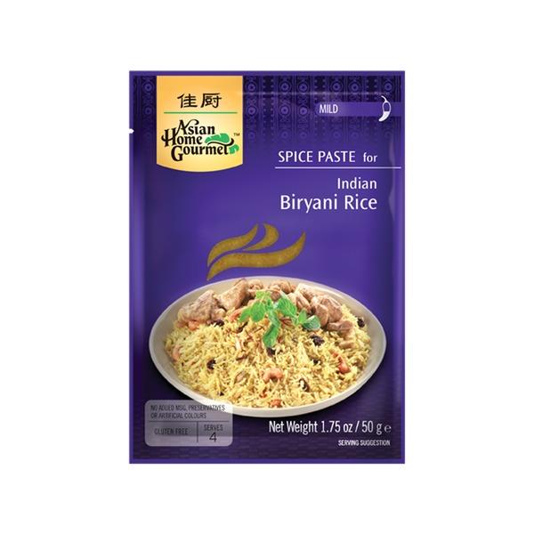 Spice Paste- Indische Biryani Reis 50 Gramm soßen Würzpaste
