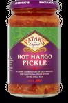 Pataks- Pikantes Mango Pickle 283 Gramm Paste Soße 001