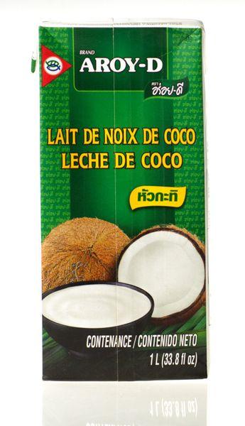 Kokosmilch- 1 Liter Aroy-D Original, Coconut Milk – Bild 2