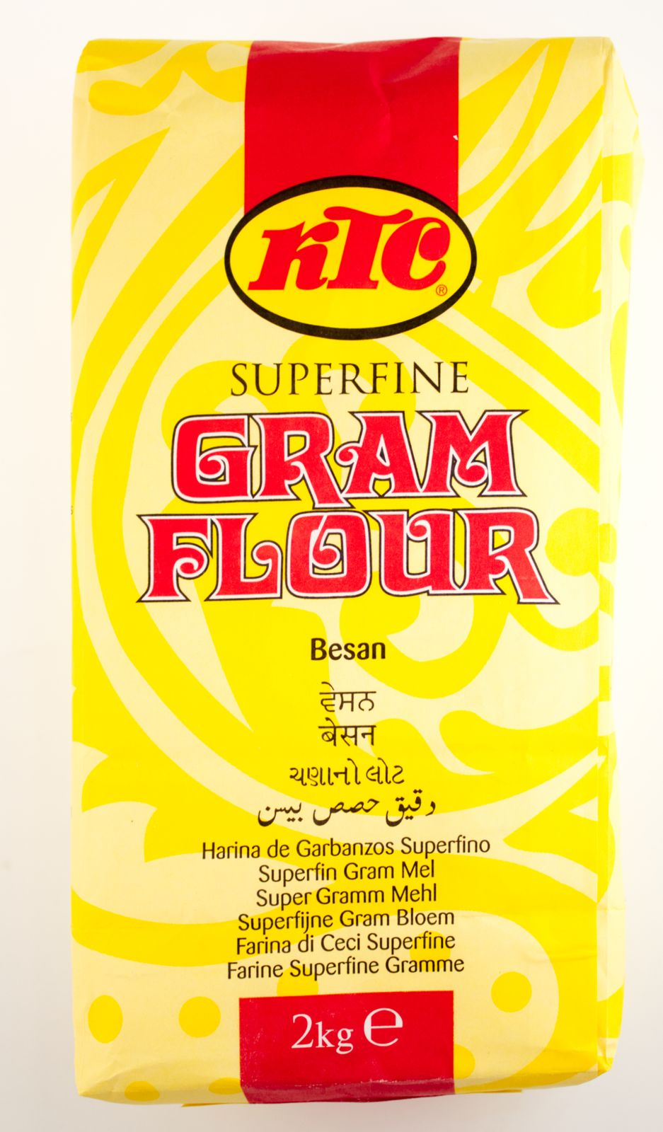 Gram Flour Deutsch