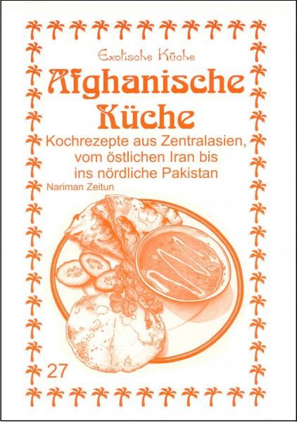 Afghanische Küche mit Original Rezepte