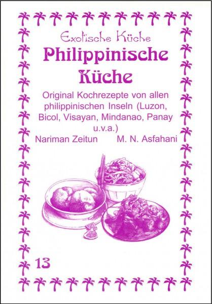 Die Original Rezepte aus Philippinen