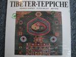 Tibeter-Teppiche. Broschiert – 1993 von Hans Hongsermeier (Herausgeber), Heinrich Harrer (Einleitung) 001