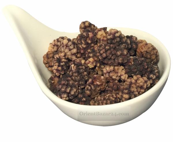 Getrocknete Maulbeeren Schwarz 350 Gramm ( Tute khoshk siah ) – Bild 2