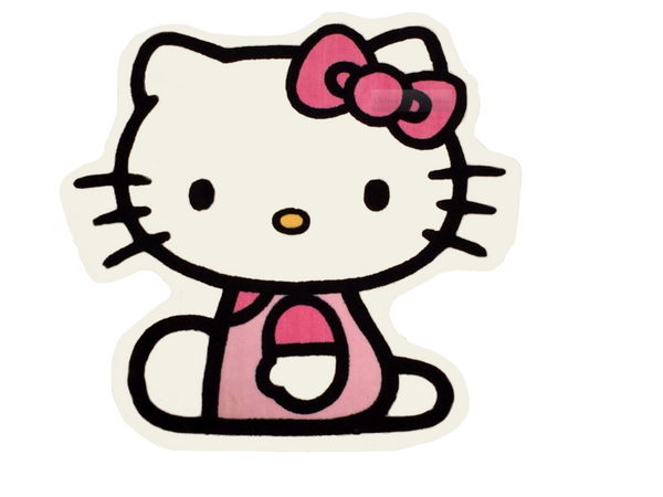Hello Kitty 100 x 100 Form KH-BC-101