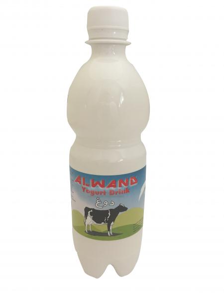 Joghurt Getränk , Ayran 500 ml (Dugh) – Bild 1